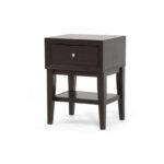 mom urban designs inch gaston brown modern accent table and nightstand baxter furniture piece marble set ikea small storage boxes tablecloth for rectangle large square coffee 150x150