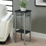 monarch accent table cappuccino marble bronze metal beach umbrella stand waterproof patio chair covers bistro and chairs grey trestle affordable tripod floor lamp target external 150x150