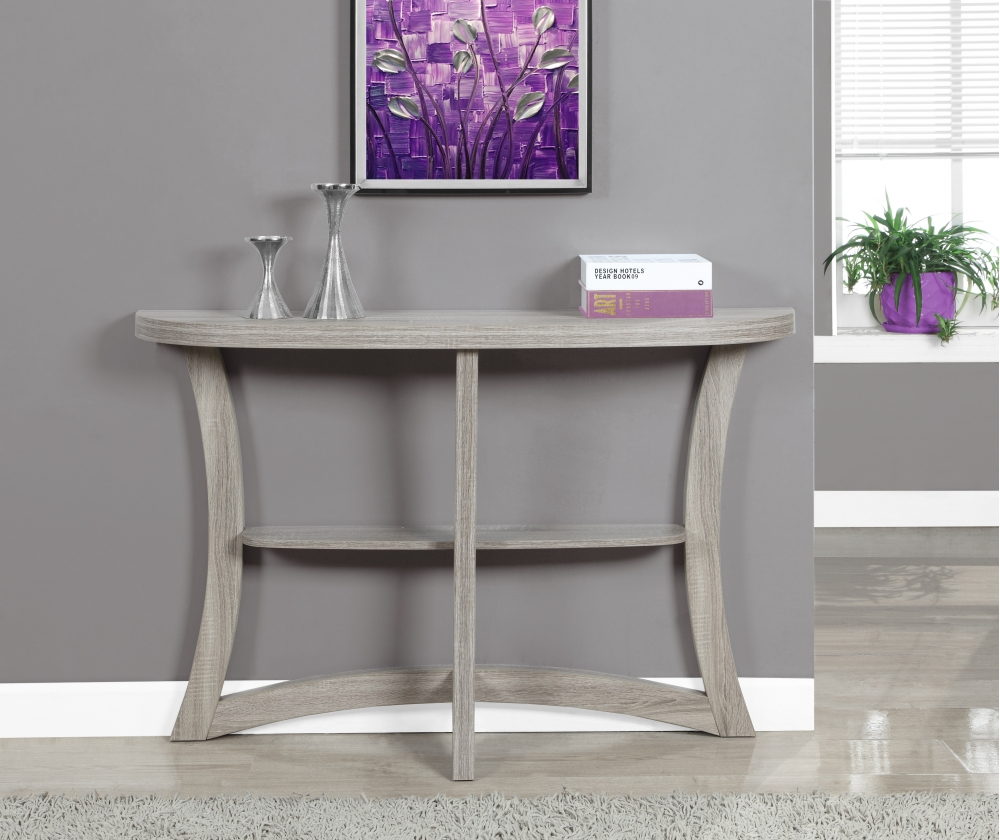 monarch half moon hall console accent table cappuccino dark taupe tablecloth size for round portable glass and metal coffee acrylic chest hot water heater pier one ott best linens