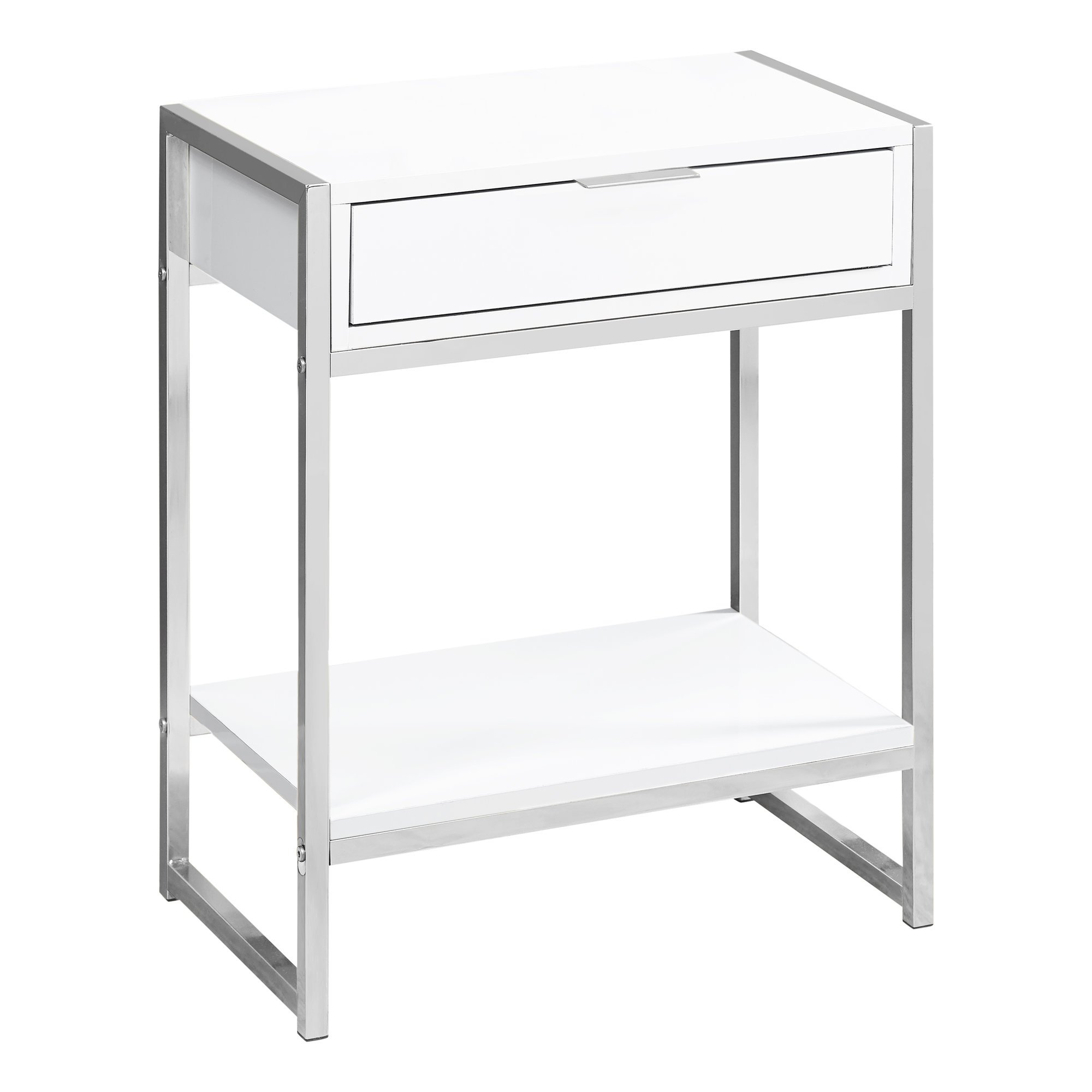 monarch particle board and mdf metal accent table white finish pine wood black mirrored chest oversized reading chair barn style coffee next corner bench dining set dorm room