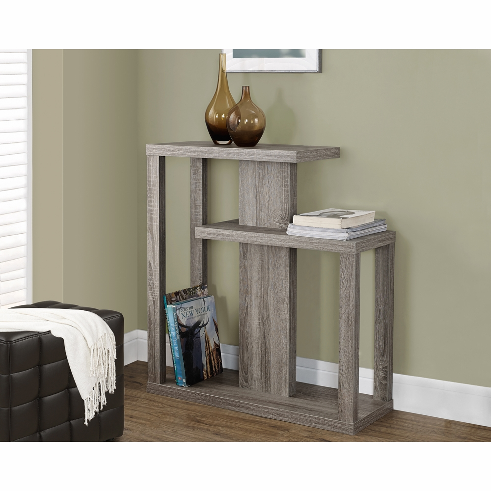 monarch specialties accent table dark taupe hall console hover zoom modern hallway coffee top small round metal garden hutch razer ouroboros review fabric tablecloths grey side