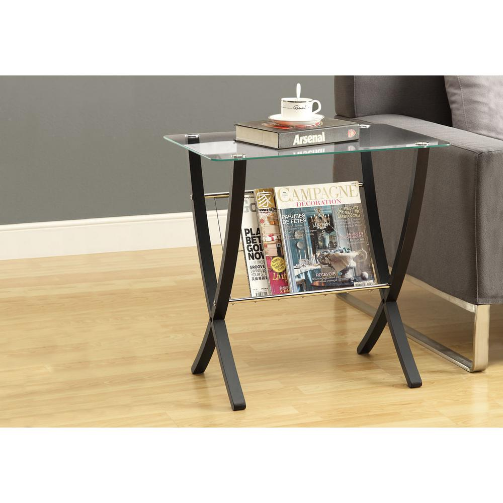 monarch specialties bentwood cappuccino glass top end table tables accent with tempered umbrella side couches edmonton ceramic gray tablecloth foyer console entryway pottery barn