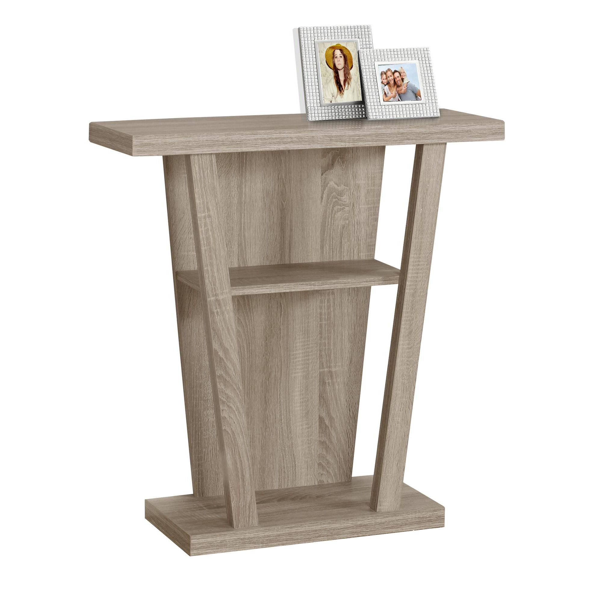 monarch specialties dark taupe hall console accent table the mnc west elm room planner teal chest side lamps for living wooden stand small silver antique white round coffee metal