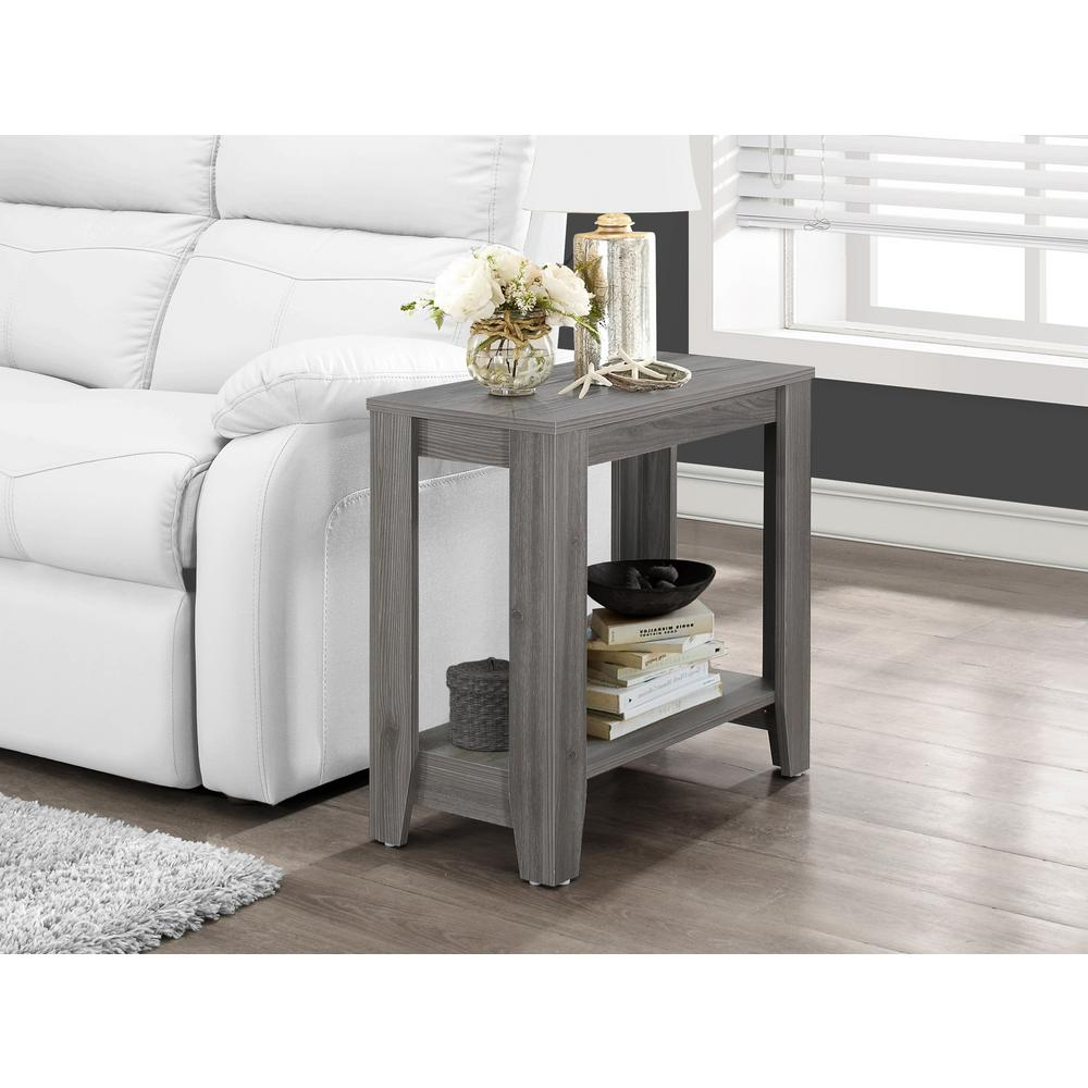 monarch specialties gray end table the tables accent grey counter height dining with bench small chest granite top coffee and pier one shower curtains drop leaf oversized