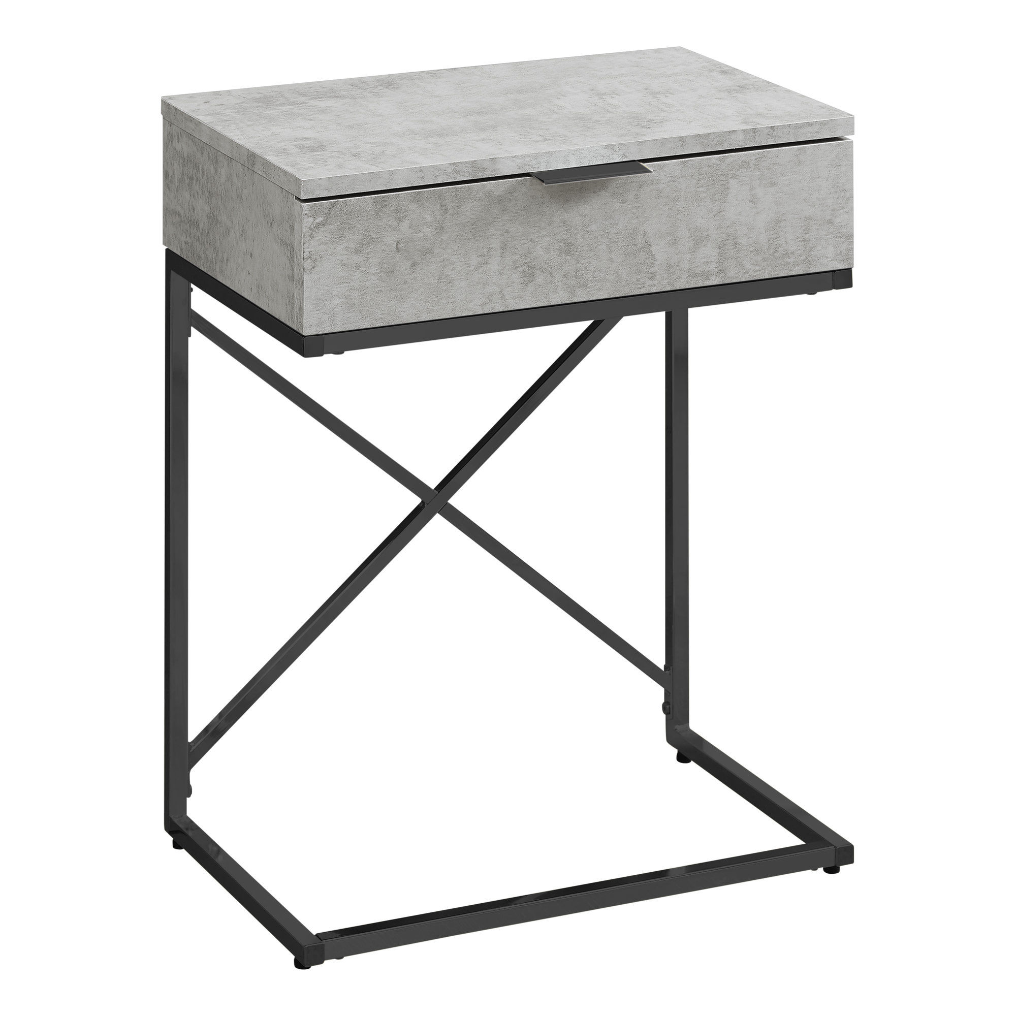 monarch specialties grey contemporary inch accent table the mnc click enlarge small smoked glass coffee furniture edmonton outdoor couch bar height and chairs barnwood ott sofa