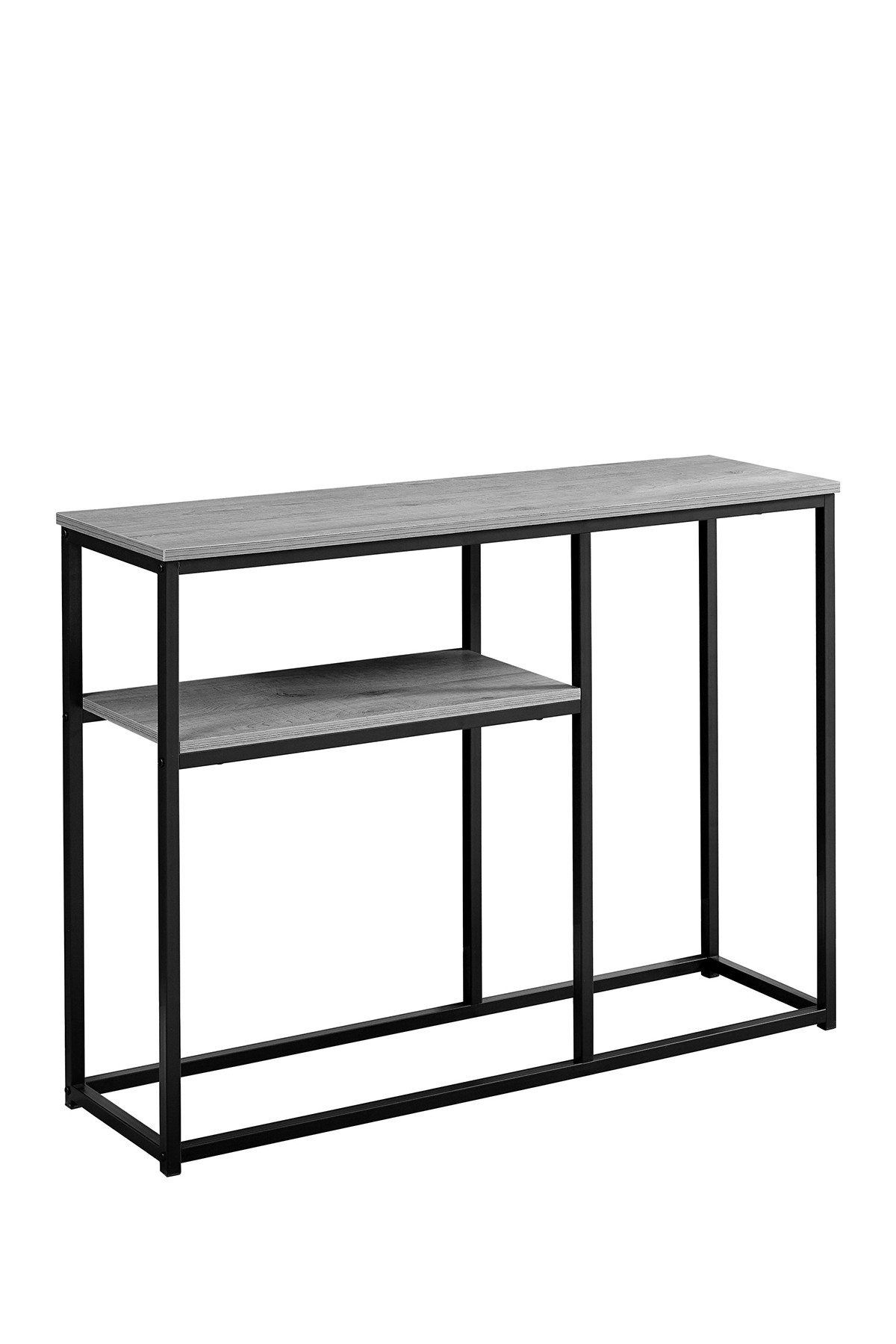 monarch specialties grey hall console accent table nordstrom rack office storage cabinets small round metal garden dark side teal chest nautical light fixtures indoor comfy
