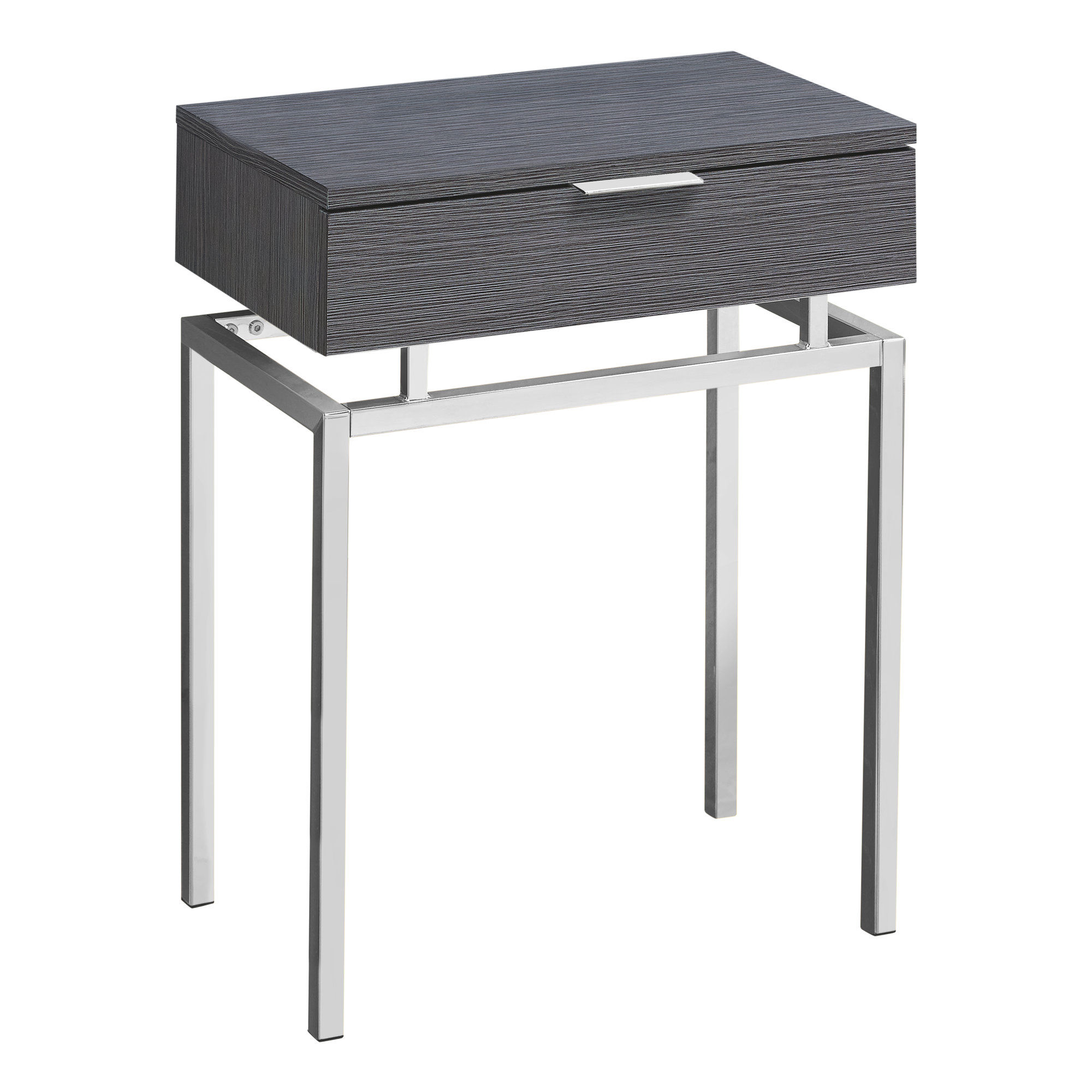 monarch specialties grey mdf inch accent table the classy home mnc bar height and chairs high back dining small retro coffee drop leaf normande lighting led desk lamp pier one