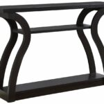 monarch specialties hall console accent table cappuccino our policy square mirrored coffee retro sofas and chairs patio depot black gold decorations three drawer end threshold 150x150
