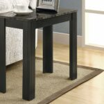 monarch specialties top accent side table cappuccino marble bronze metal ikea tops floor wine rack round wood and affordable chairs extra long narrow console home decor trends 150x150