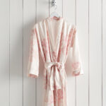 monique lhuillier new pottery barn collection must moniquelhuillierfloralkimonorobe flower accent table floral kimono robe for spring credit end reclaimed wood office furniture 150x150
