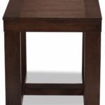 monterey end table dark brown accent and occasional furniture tiffany nightstand lamps pottery barn dining room sets front entrance white resin coffee hobby lobby outdoor nesting 150x150