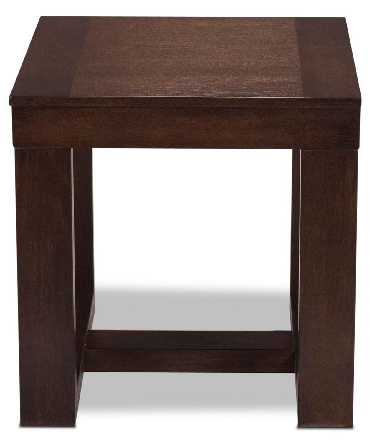 monterey end table dark brown accent and occasional furniture tiffany nightstand lamps pottery barn dining room sets front entrance white resin coffee hobby lobby outdoor nesting