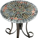 mosaic accent table pier tables kenzie lavorochogan info hoodie jacket low profile lamp target mission coffee bathroom stand round patio chair black mirrored side tiffany lamps 150x150