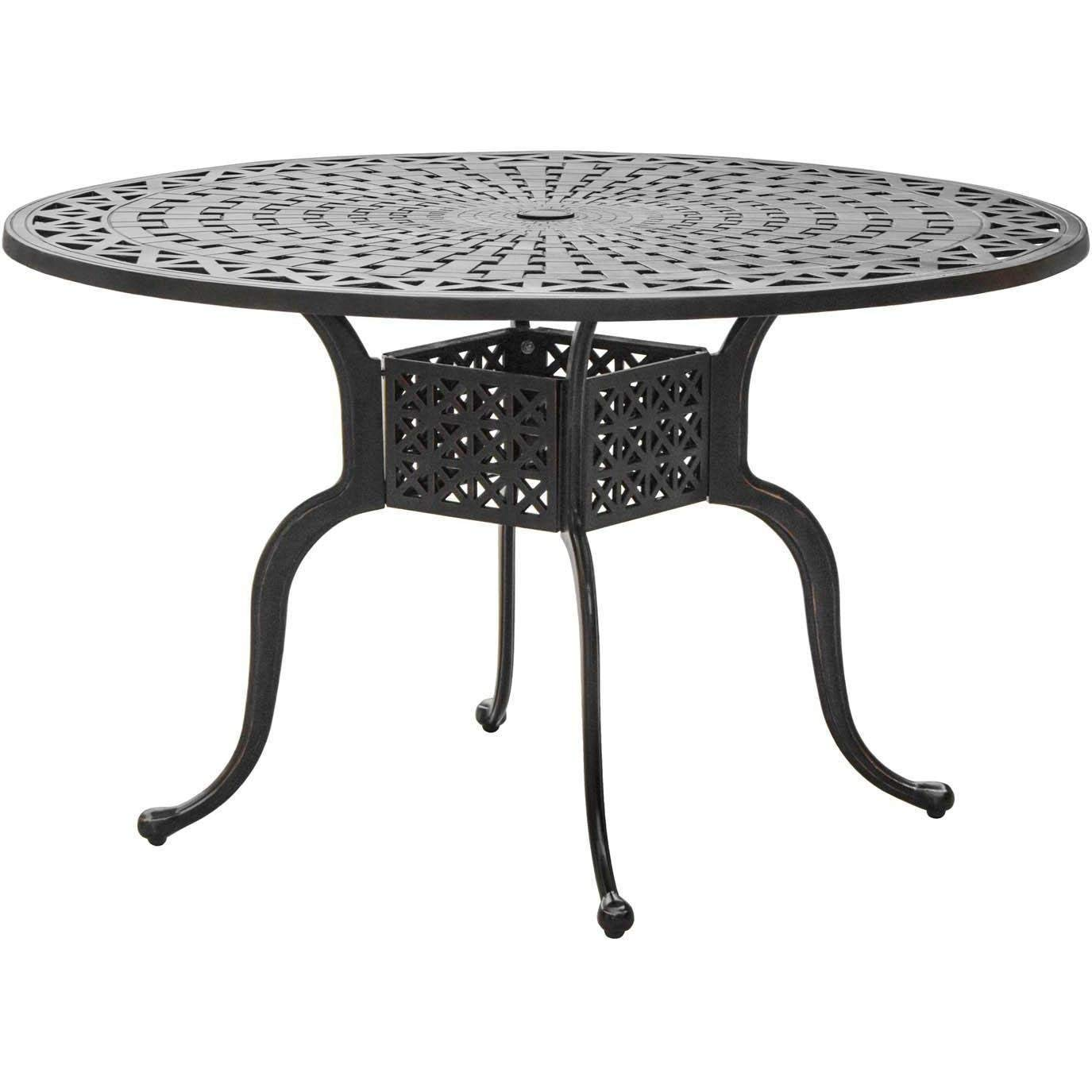 mosaic designs for outdoor walls find zaltana accent table get quotations lakeview monde inch round cast aluminum dining room essentials lamp teal occasional chair long pier one