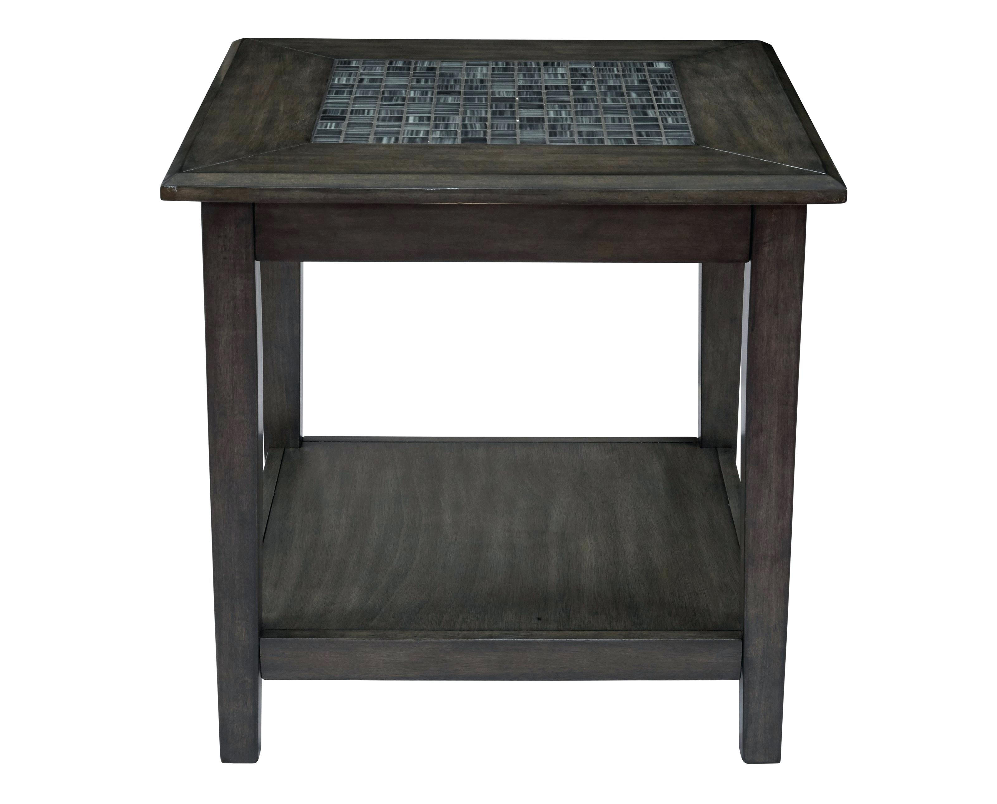 mosaic end table small round accent tables tile grey glass diy square designs outdoor marvelous vinyl covers pottery barn top coffee gold west elm morten lamp storage bench with