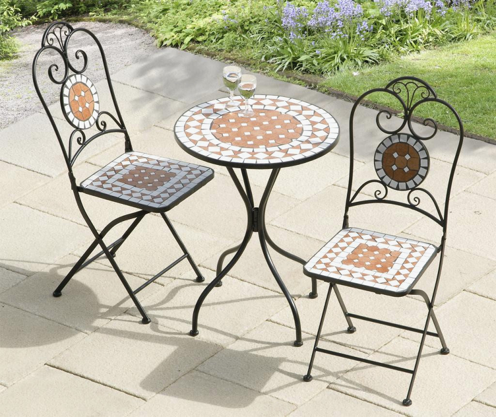 mosaic outdoor side table beautiful small bistro the new way home decor elegant retro designer furniture vanity goods protector cover top uttermost samuelle wooden end square with