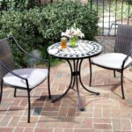 mosaic outdoor table exellent what are the steps follow set side bistro tops zaltana accent modren for lawn furniture making small blue lamps bedroom victorian coffee white black 150x150