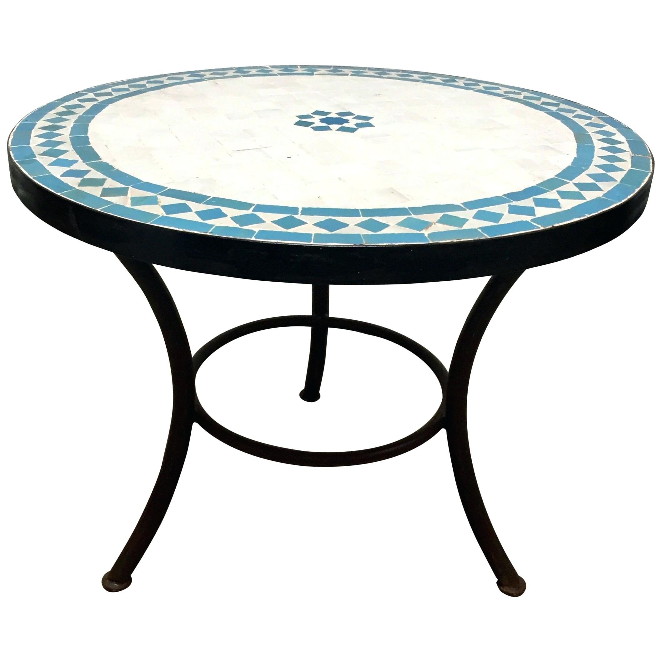 mosaic outdoor table hostbuz info tile side low iron base for set accent west elm marble console dining room sets cymbal bag drop leaf kitchen and chairs with wheels garden