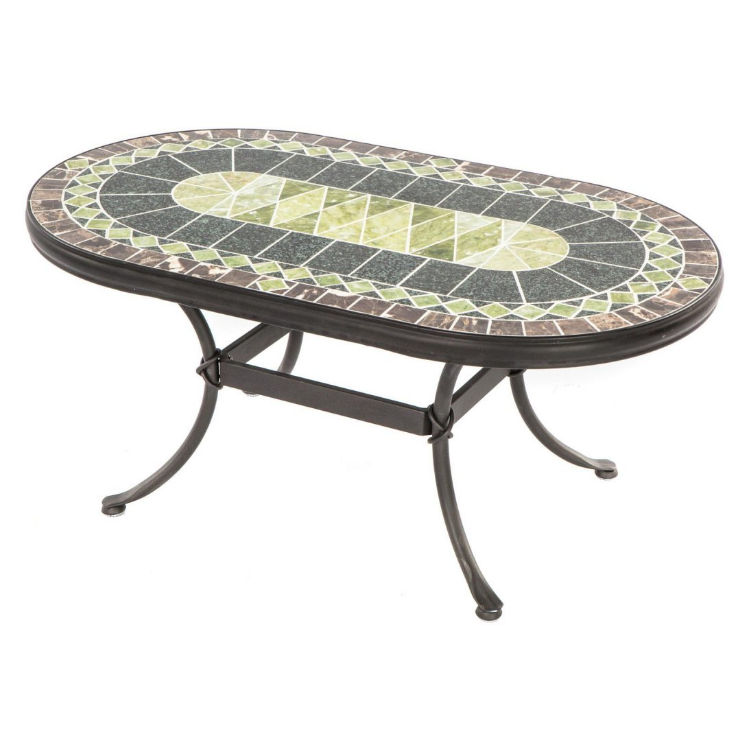 mosaic tile outdoor side table accent zaltana awesome home large size linen runner target console laflorn chairside end kirklands bar stools contemporary wood coffee thomasville