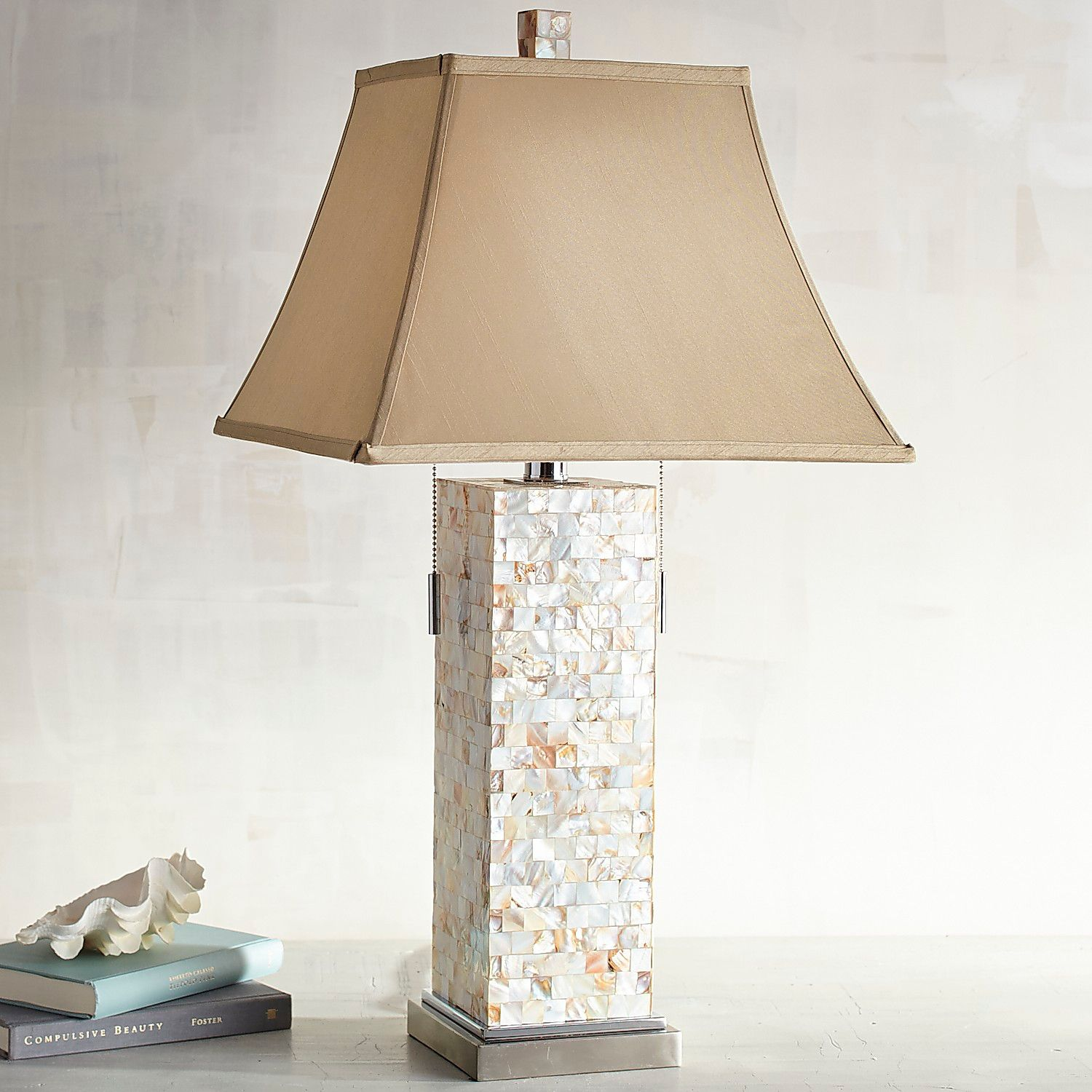 mother pearl table lamp pier imports one accent lamps cream drop leaf with folding chair storage monarch console small cabinet tablecloth red pieces narrow tray pool furniture