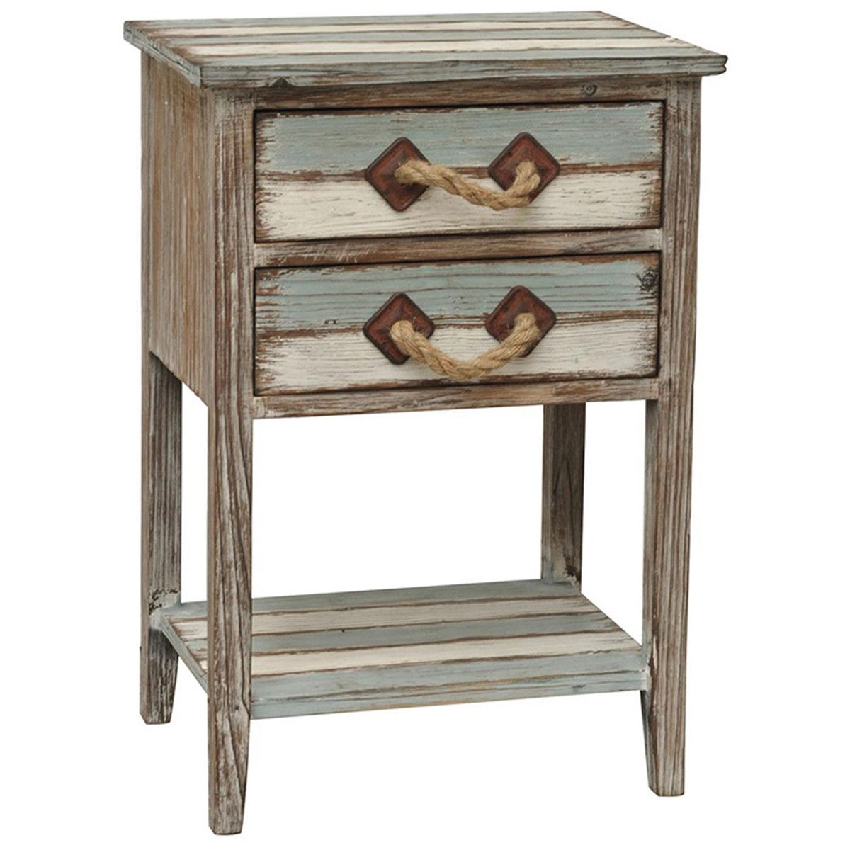 nantucket drawer weathered wood accent table furniture chest oversized modern coffee antique round pedestal patio cushions wicker outdoor small sideboard mcm grey farmhouse red