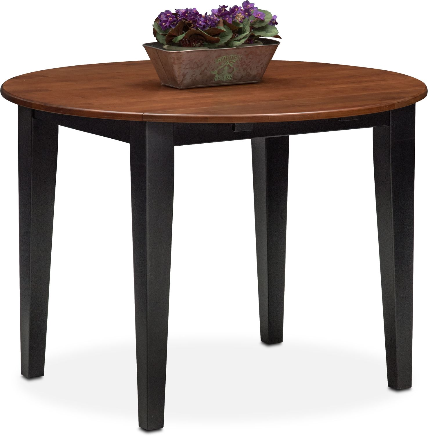 nantucket drop leaf table black and cherry american signature small accent modern nightstand lights furniture side french style coffee round decor glass end concrete outdoor