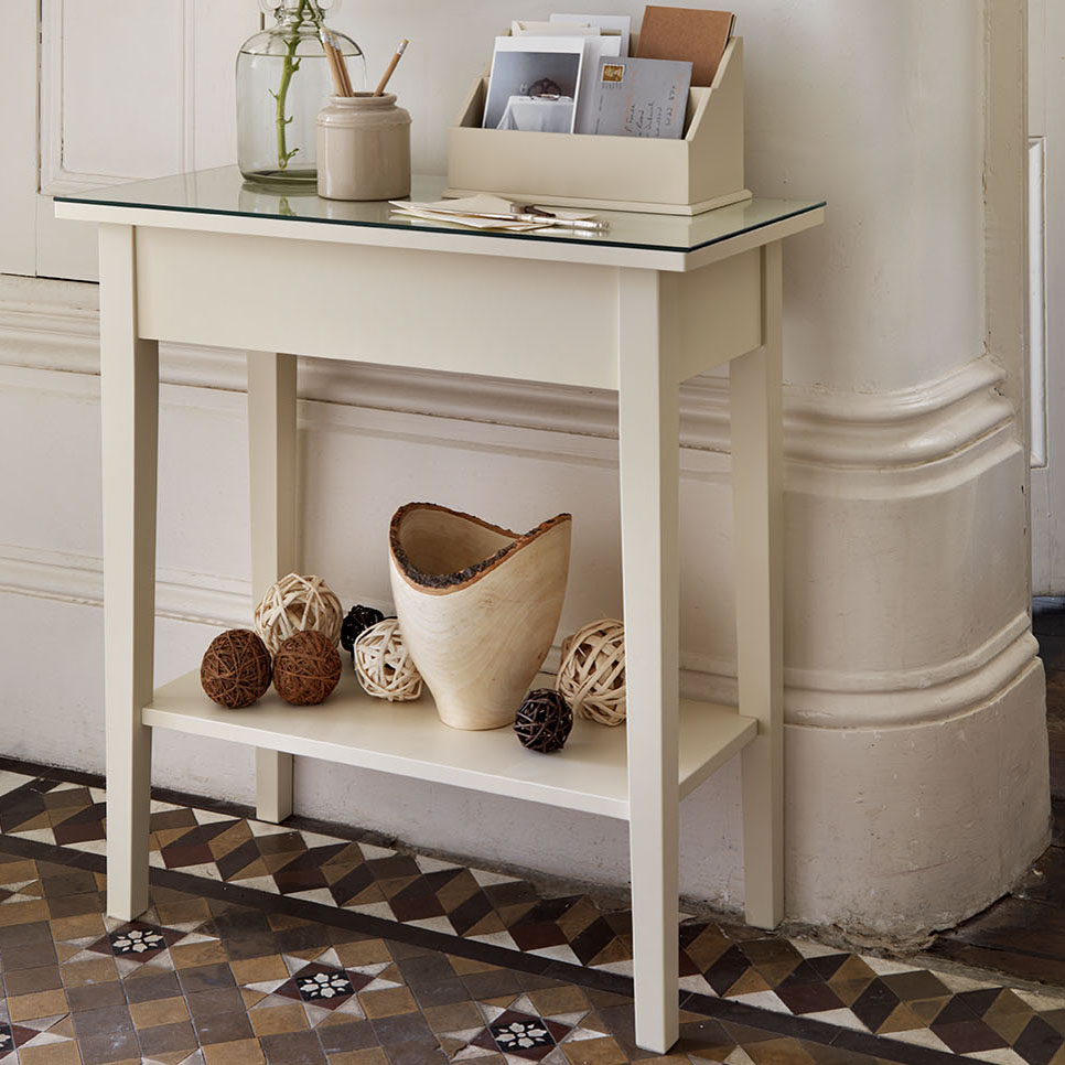 narrow console table accent tables sofa long and with mirror set inch very full size diy small end woodbury pier one living room high kitchen bar stools sofas for spaces square
