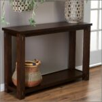 narrow console table inches deep high shallow depth tree couch tables for inch accent behind full size end toronto plant rack dinette sets metal floor threshold antique drop leaf 150x150