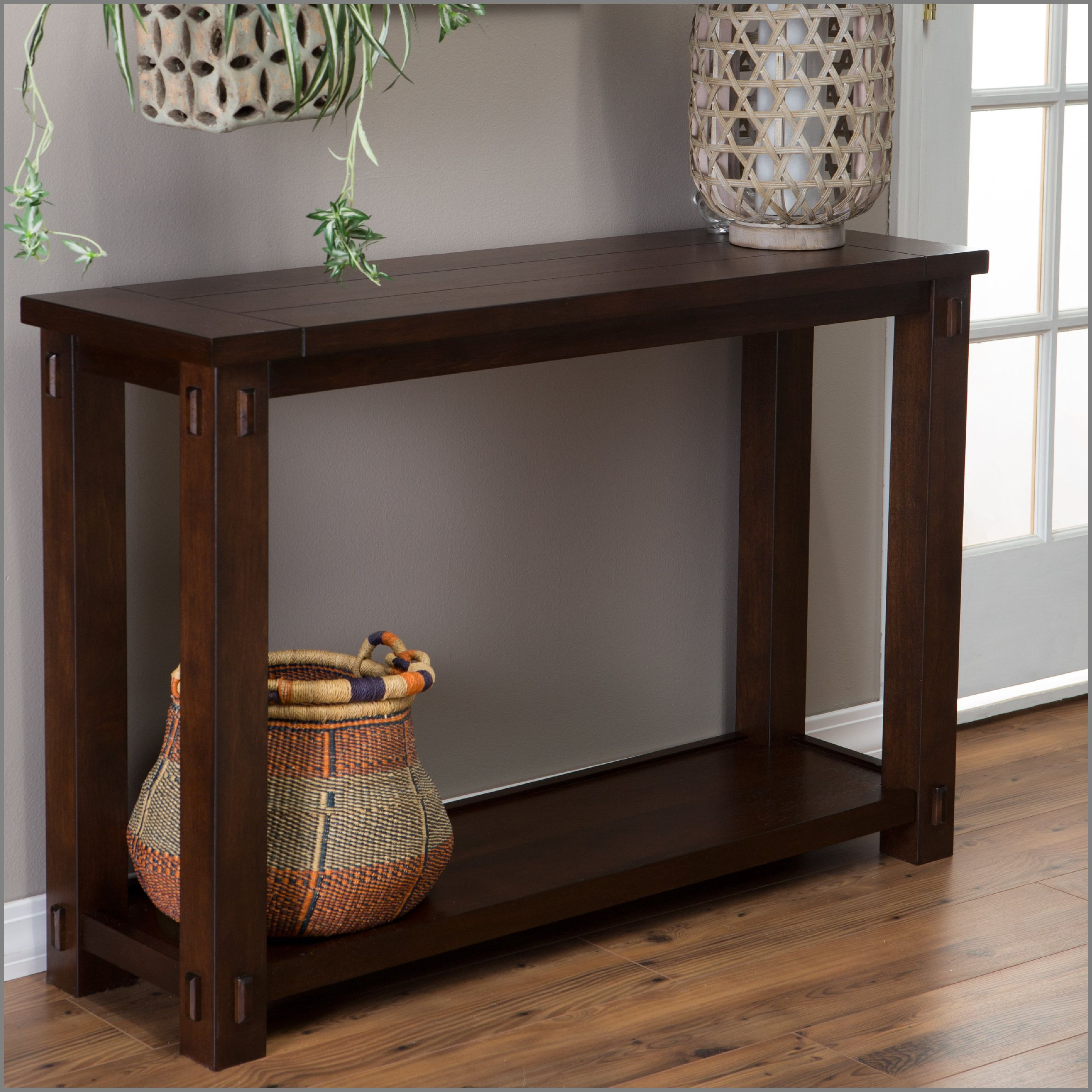 narrow console table inches deep high shallow depth tree couch tables for inch accent behind full size end toronto plant rack dinette sets metal floor threshold antique drop leaf