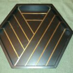 nate berkus black gold decorative table tray cast metal accent norton secured powered verisign antique furniture west elm free shipping coupon code console with drawers round 150x150