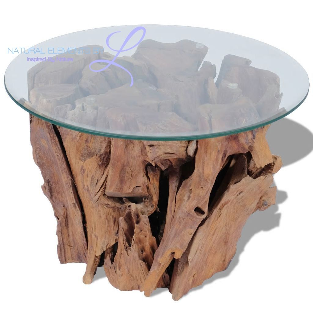 natural elements unique teak wood accent coffee table cute side tables pier furniture clearance uma stump grey outdoor hammered copper high top bar and chairs pottery barn kitchen