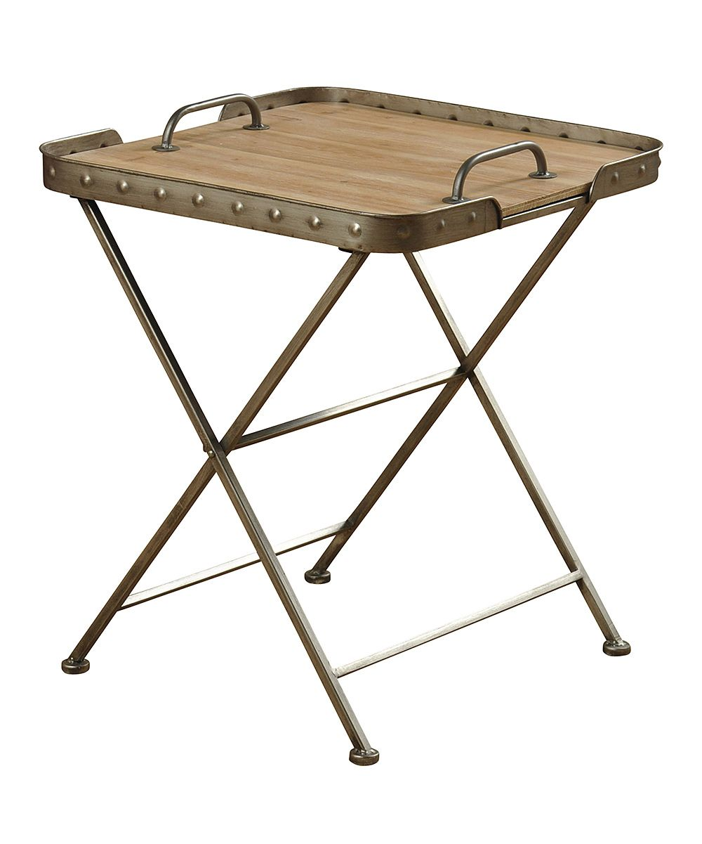natural folding side table products metal accent drop leaf dining set kennedy unfinished wood console coffee and tables black glass end ikea bedroom cupboards tall narrow grey
