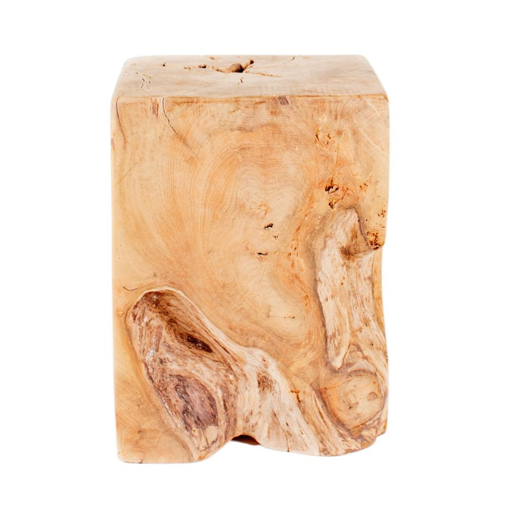 natural teak wood end table boulevard urban living xlg accent uma furniture outdoor large antique coffee sauder shoal creek hand painted drawers windham door cabinet with shelves