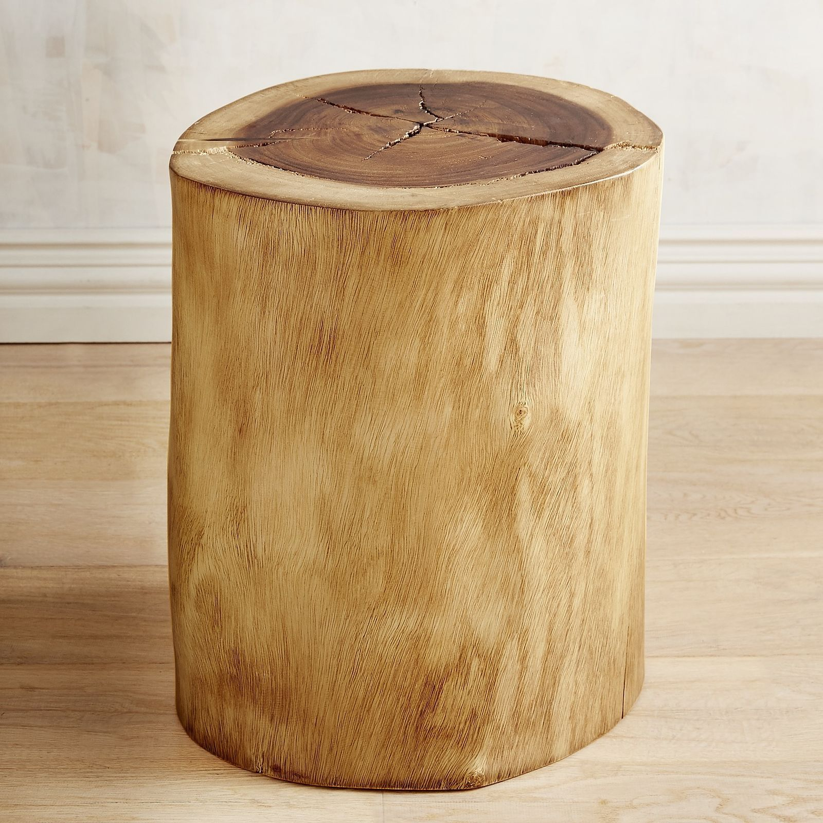 natural tree stump accent table pier imports patio wood small dining lamps modern decor ideas drawer file cabinet winsome round sofa counter height chairs painted nightstands