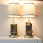 nautical accent lamps pcs pair driftwood manila rope beach fullxfull qjxi table battery operated ikea made nest tables narrow console cabinet ethan allen chippendale dining chairs 150x150