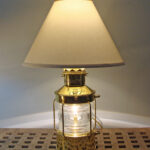 nautical beach and table lamp inspiration home magazine lamps also accent room essentials bathroom floor storage cabinet dale tiffany dragonfly rectangular trestle drum throne 150x150