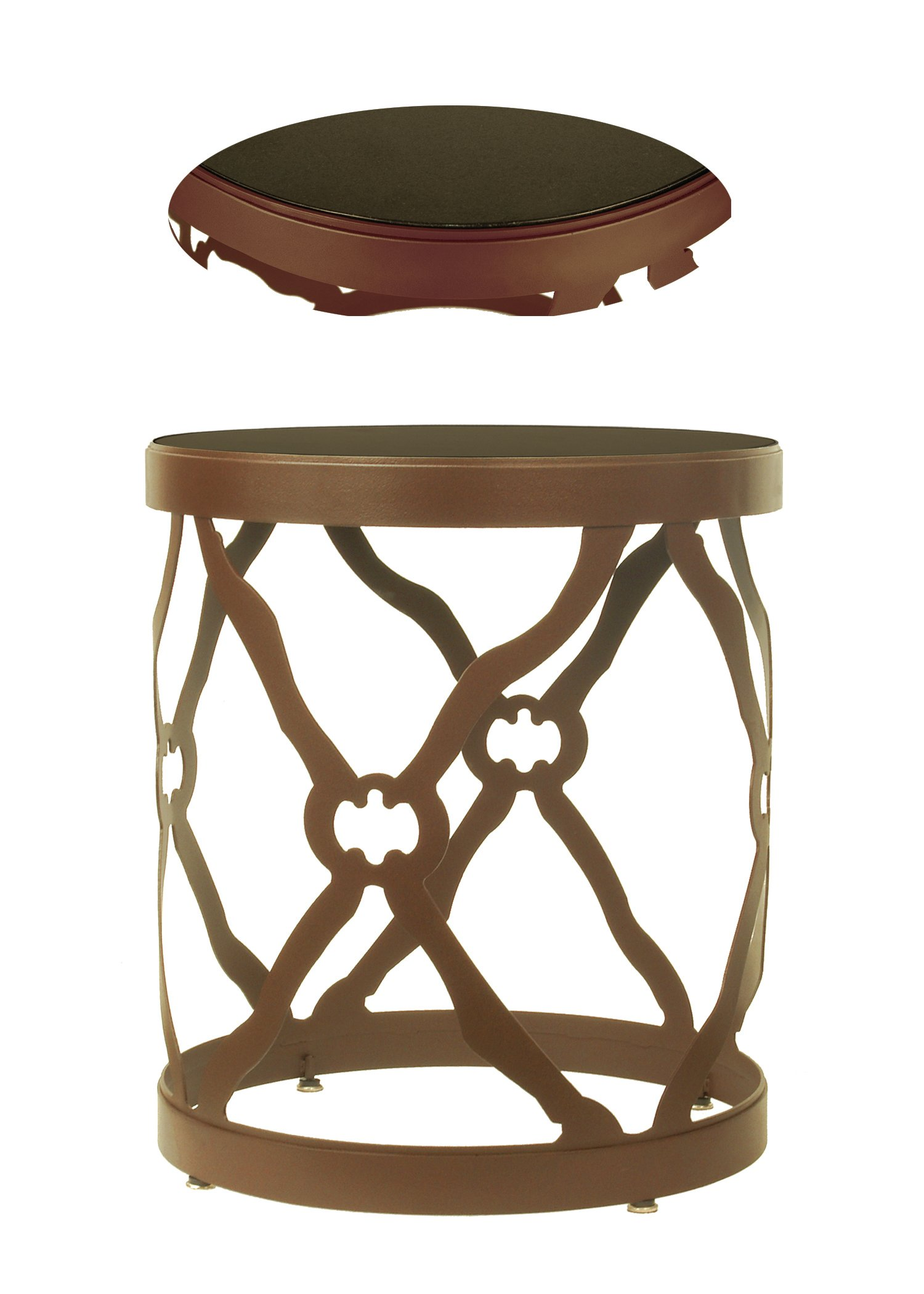 nautical coastal end tables table wire basket accent counter height dining with bench metal outdoor pottery barn armchair large bedside green side mirrored cabinet windham tall