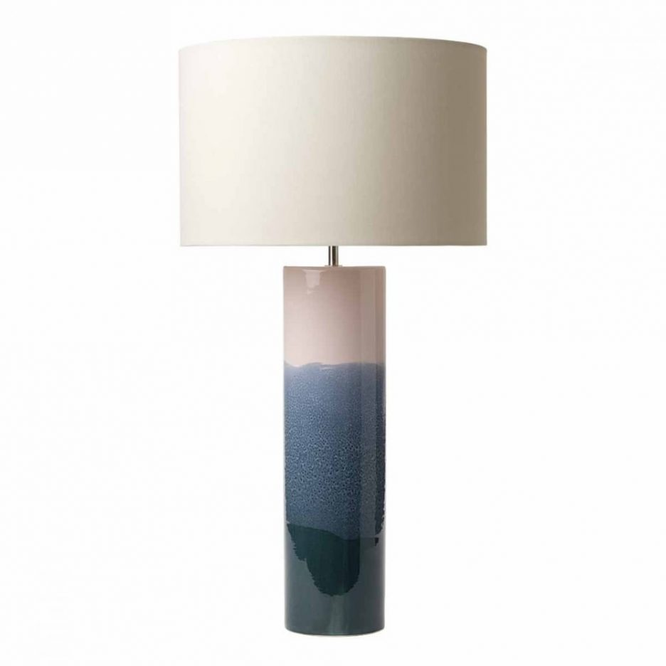 navy and white striped lamp glass table blue lamps contemporary ceramic mini accent modern small inexpensive from oval plastic tablecloth half moon mirrored vegas furniture