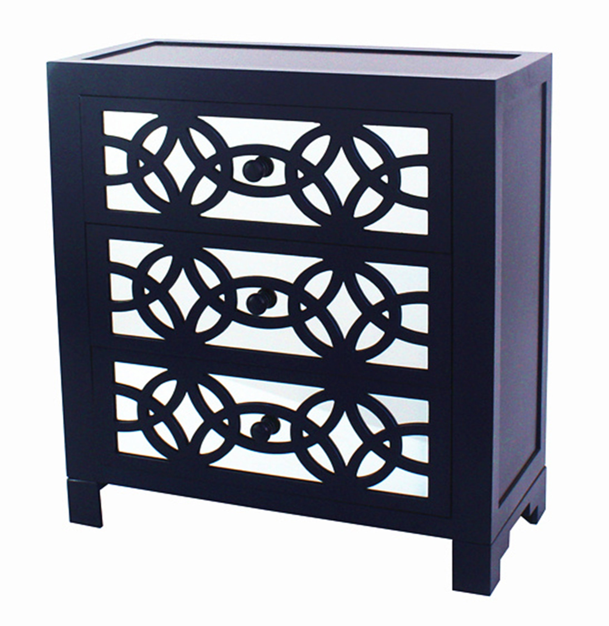 navy blue accent cabinet karratha drawer chest table storage drum square ott coffee new vintage furniture carpet threshold rectangle trestle dining room centerpieces concrete