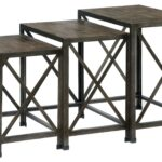 nesting accent tables round signature design ashley vennilux end knurl table magnussen woodbridge wood small mirrored side dorm room ideas all weather garden furniture pottery 150x150