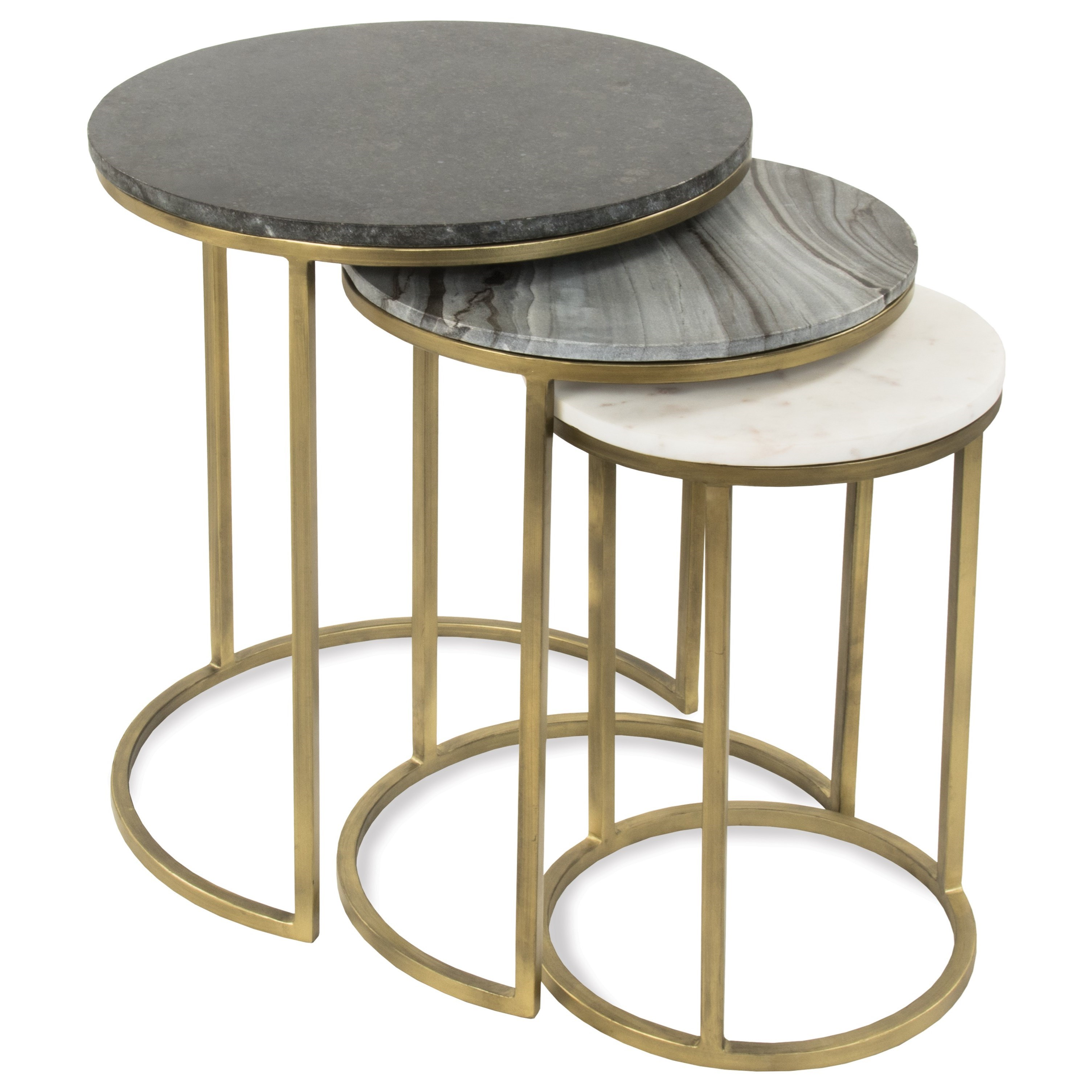 nesting side tables accent small nest metal lacquer table corner square outdoor full size green tiffany lamp wine console with shelves home decor mirrored nightstand target live