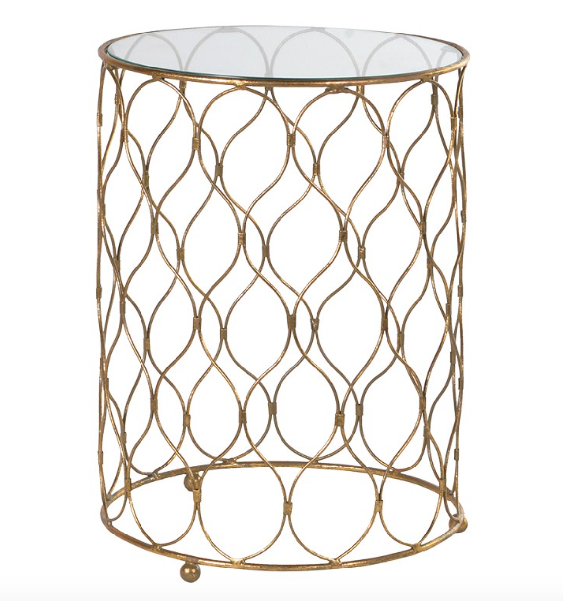 new arrivals grove home tullamore and design screen shot gold wire accent table lyon decorative style side with glass top black silver end tables threshold bar target daybed ikea