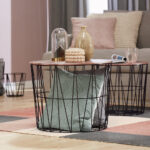 new impressive lidl homeware range goes today home table wire basket accent the livarno living nest set are our standout favourites from this simple sure make your room elegant 150x150