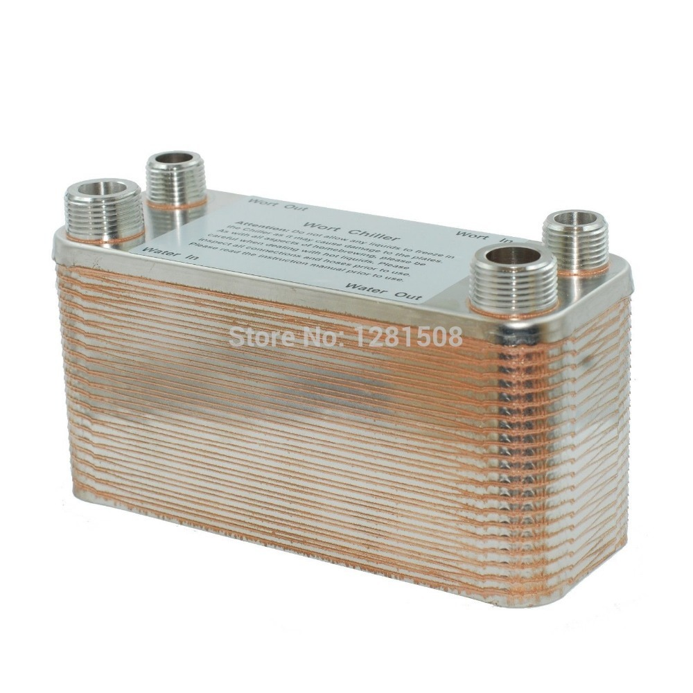 new plate wort chiller corrugated stainless steel brewing triller accent table target home brew cooler glass top end tables furniture storage cabinet wide console wood coffee with