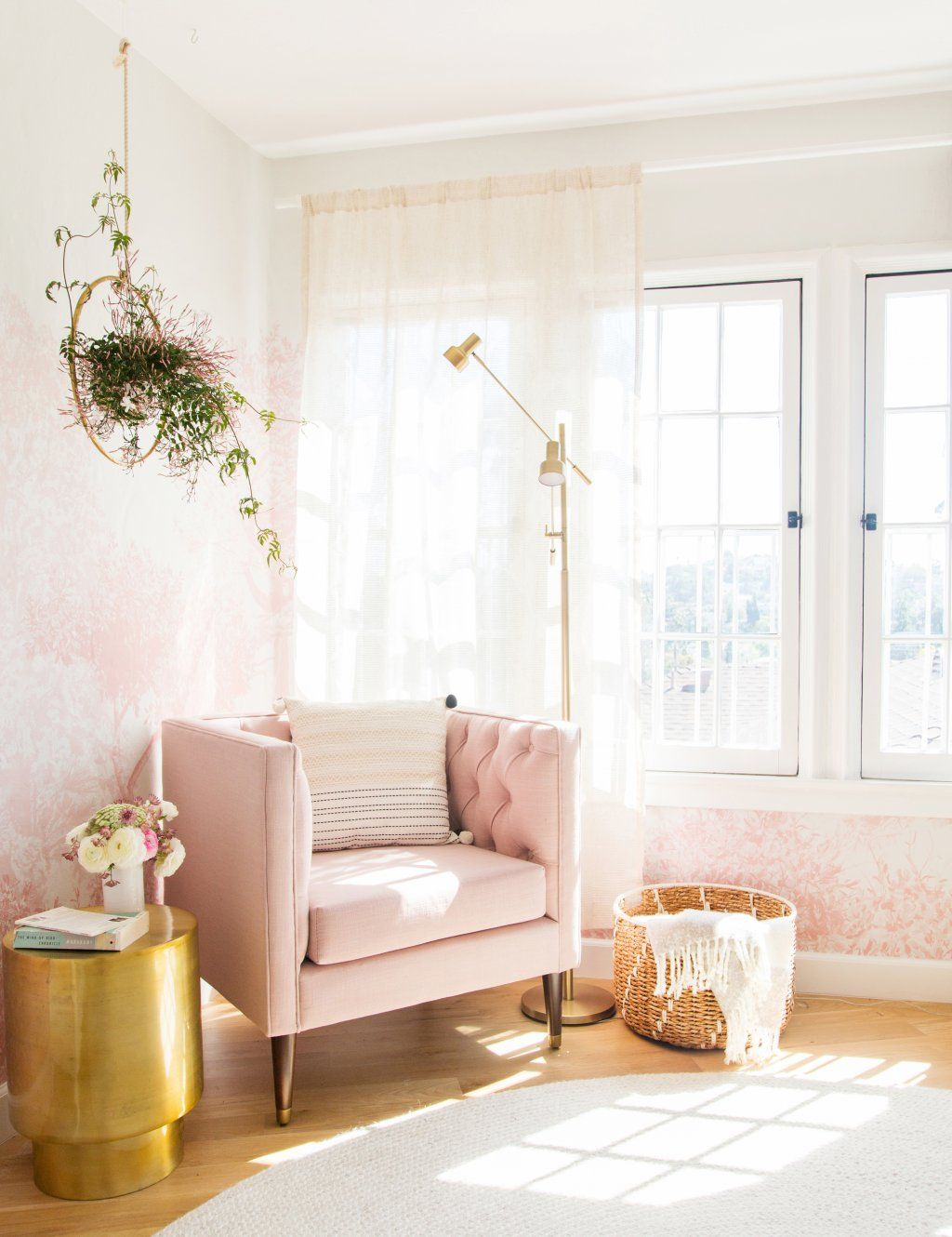 new spring target collection interior inspiration home decor pink marble accent table lux and glam boho reading nook blush gold bedroom living room comfy chairs for dog bath tub