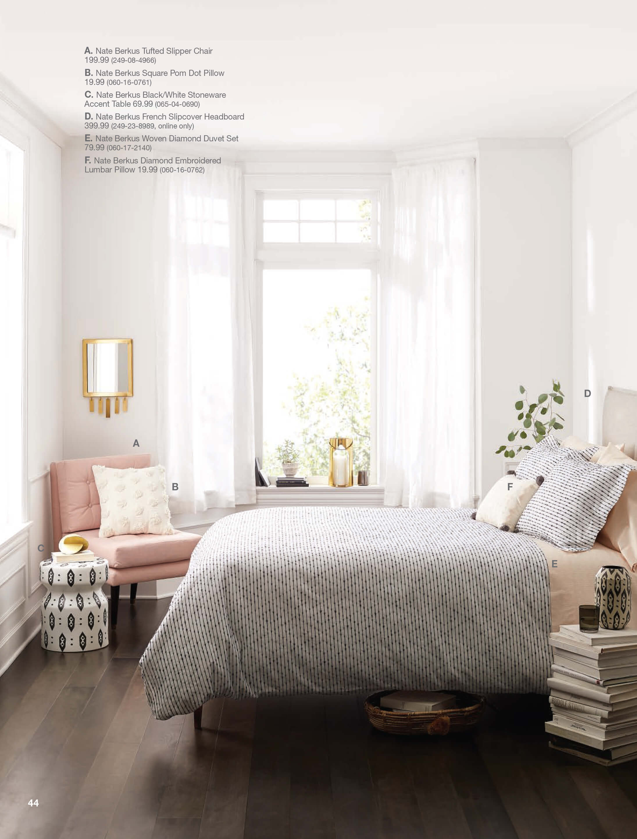 new target home product and emily henderson first look spring catalog nate berkus round gold accent table with marble top antique black end tables bunk beds ashley furniture foyer