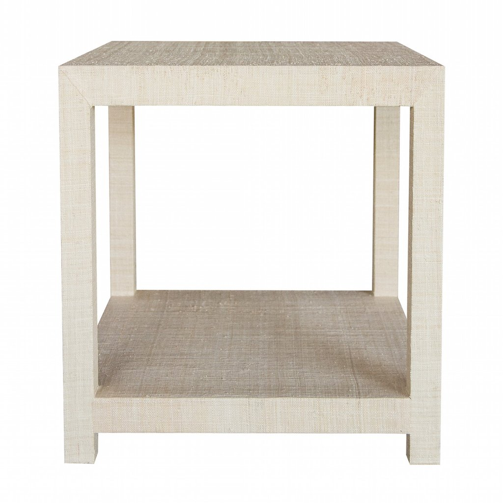 newport grasscloth end table society social img emerald green accent computer desk furniture umbrella modern bedroom cherry buffet threshold owings west elm rocking chair white