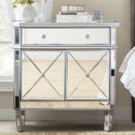 nicci door accent cabinet reviews birch lane table with drawers and doors nate berkus coffee piece sets under bath beyond baby registry antique drop side small modern oak 150x150