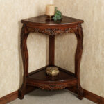 nice and clean look corner accent table the home redesign classy with storage narrow drawer target threshold nightstand tiffany wall sconce lamps shades bedroom furniture lane 150x150