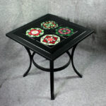 nice patio accent table lawn garden fascinating small round impressive metal side coffee with outdoor design tures dining room sets ikea handbag storage black mirrored bar height 150x150